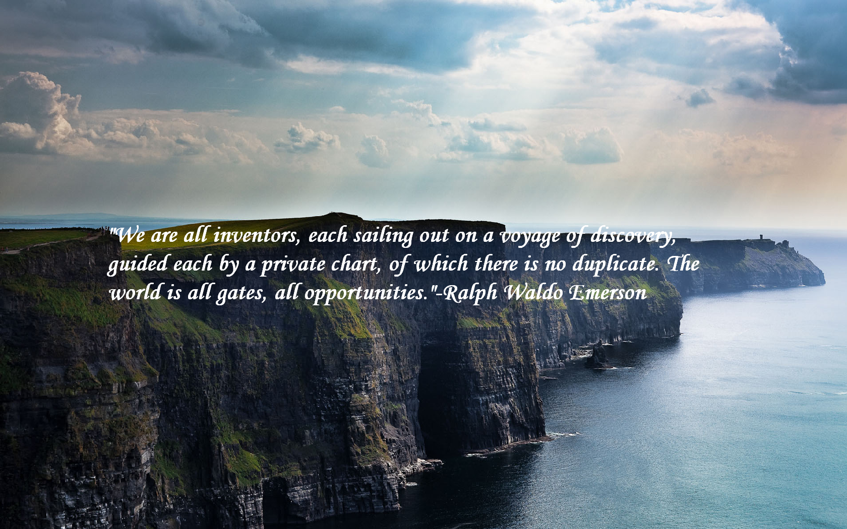 Cliffs quote #2