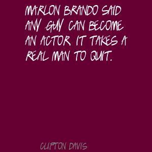 Clifton Davis's quote #1