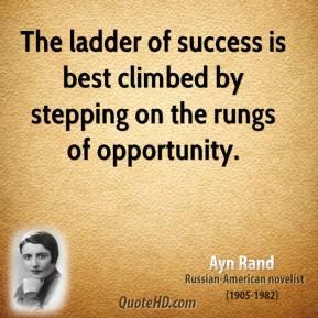 Climbed quote #2