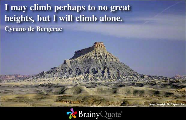 Climbing quote #6
