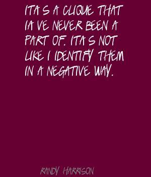 Clique quote #1