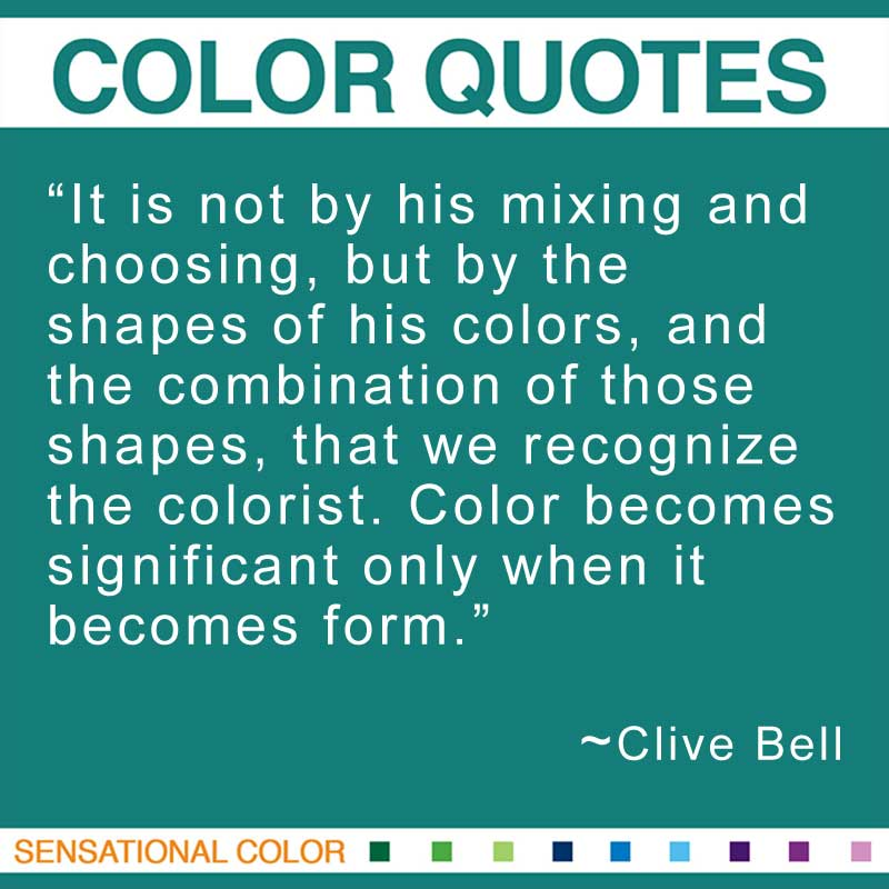 Clive Bell's quote #1