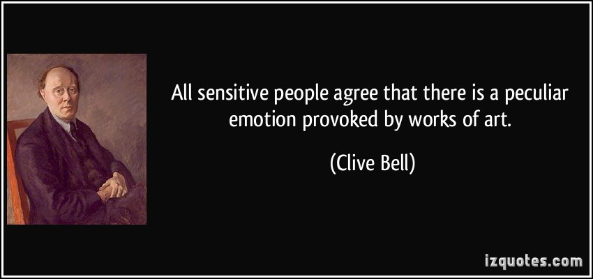 Clive Bell's quote #3