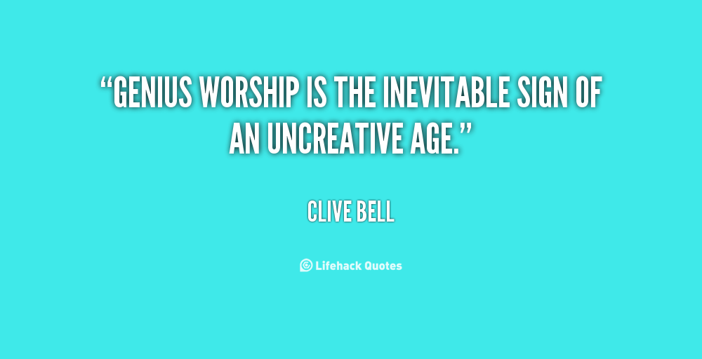 Clive Bell's quote #6
