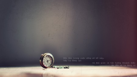 Clock quote #4