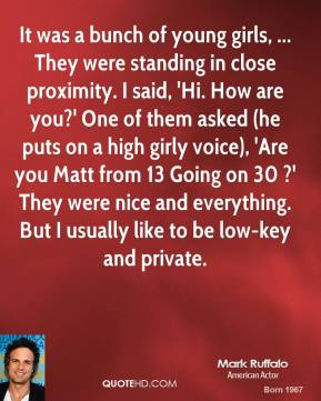 Close Proximity quote #2