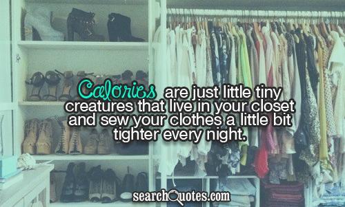 Closet quote #5