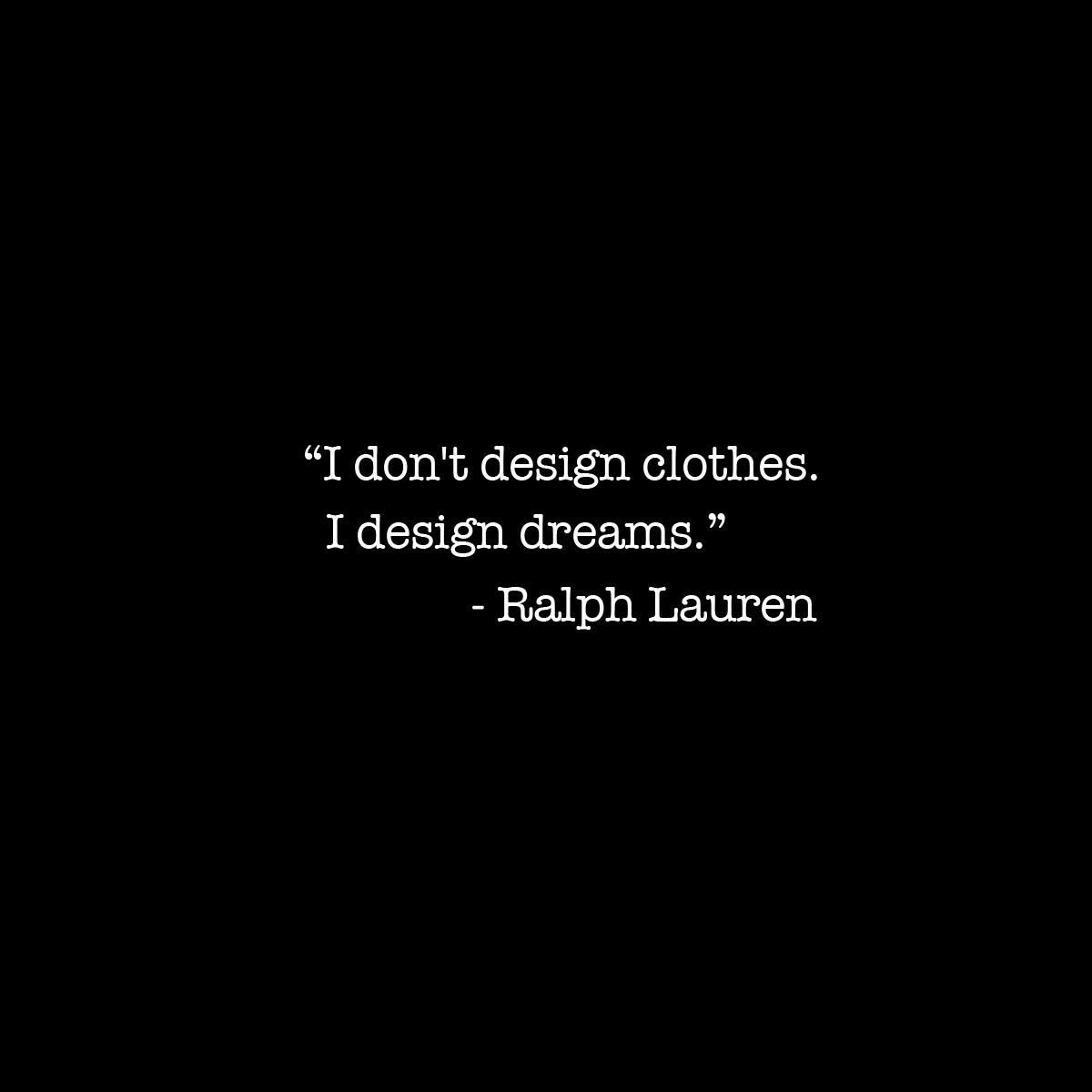 Clothes quote #1