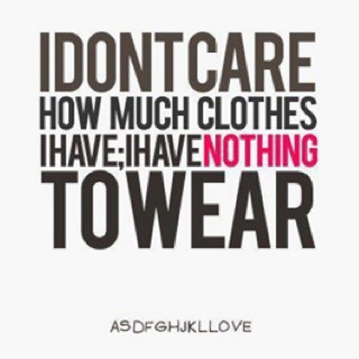 Clothes quote #2