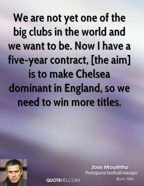Clubs quote #4