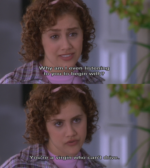 Clueless quote #2