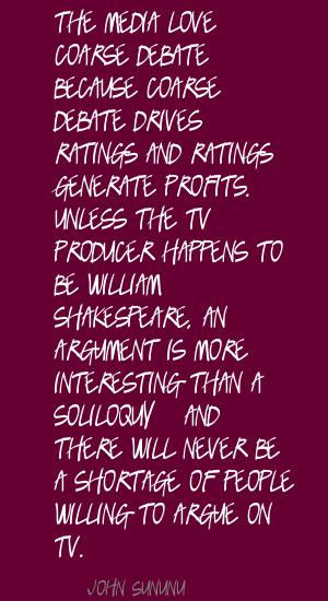 Coarse quote #2
