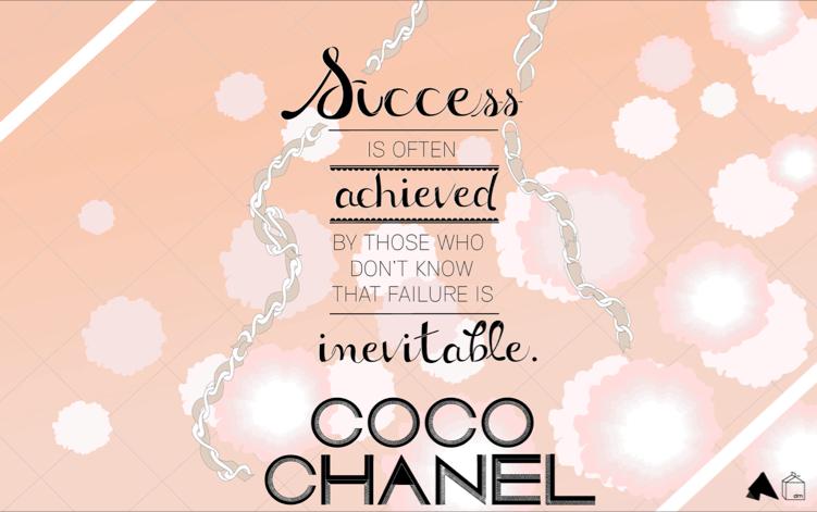 Coco Chanel's quote #2