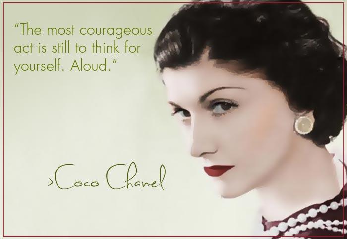 Coco Chanel's quote #3