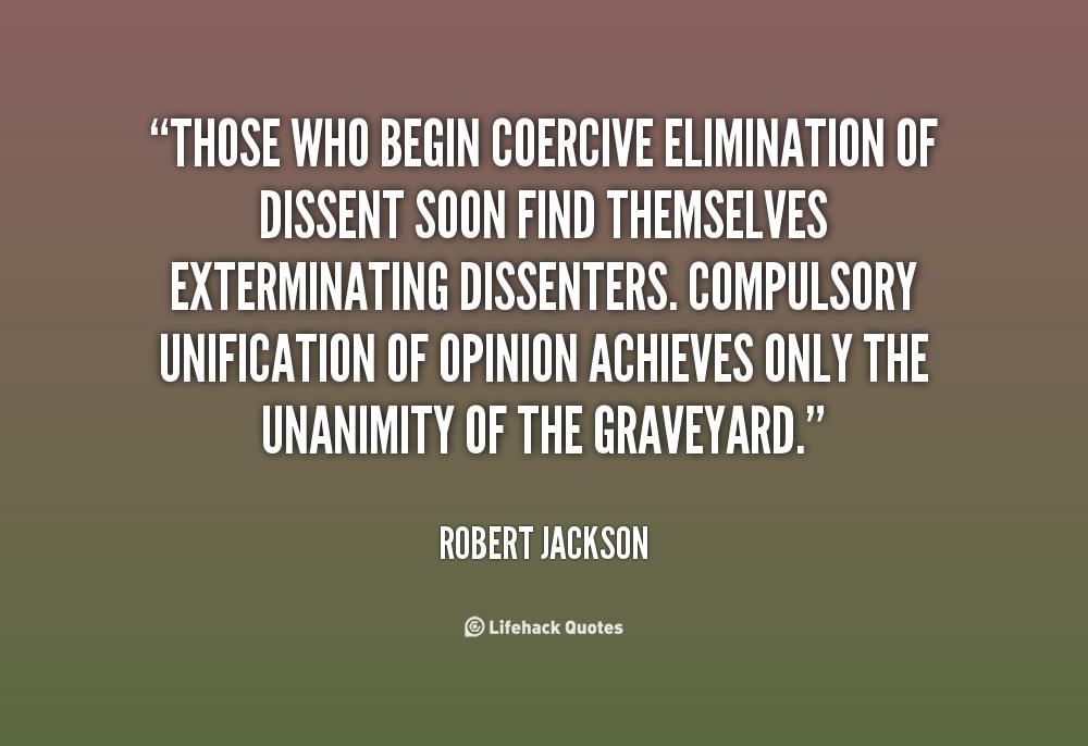 Coercive quote #2