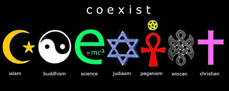 Coexist quote #1