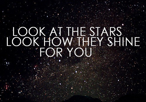 Coldplay quote #1