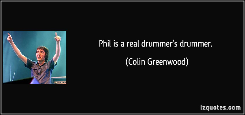 Colin Greenwood's quote #1