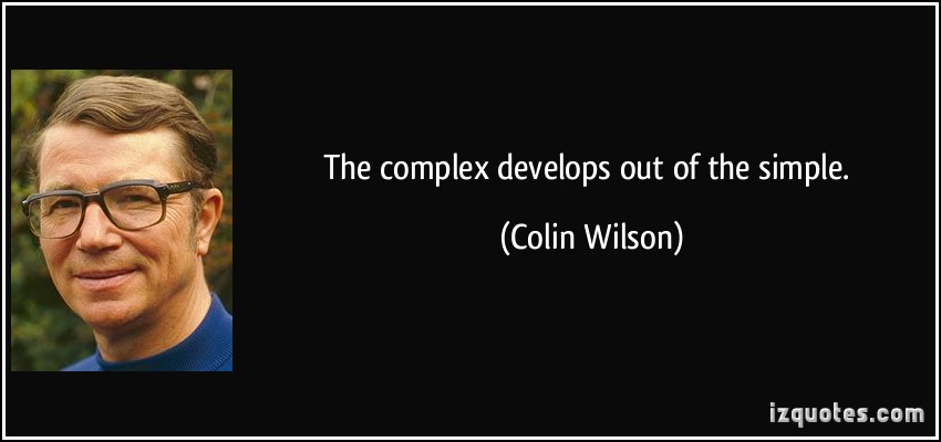 Colin Henry Wilson's quote #1