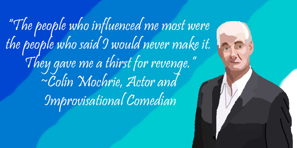 Colin Mochrie's quote #3