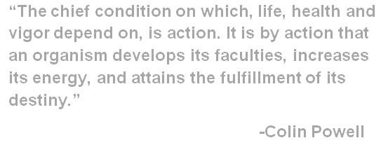Colin Powell quote #1