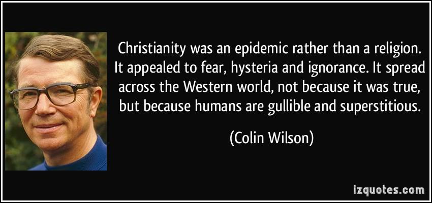 Colin Wilson's quote #2