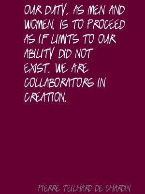 Collaborators quote #1