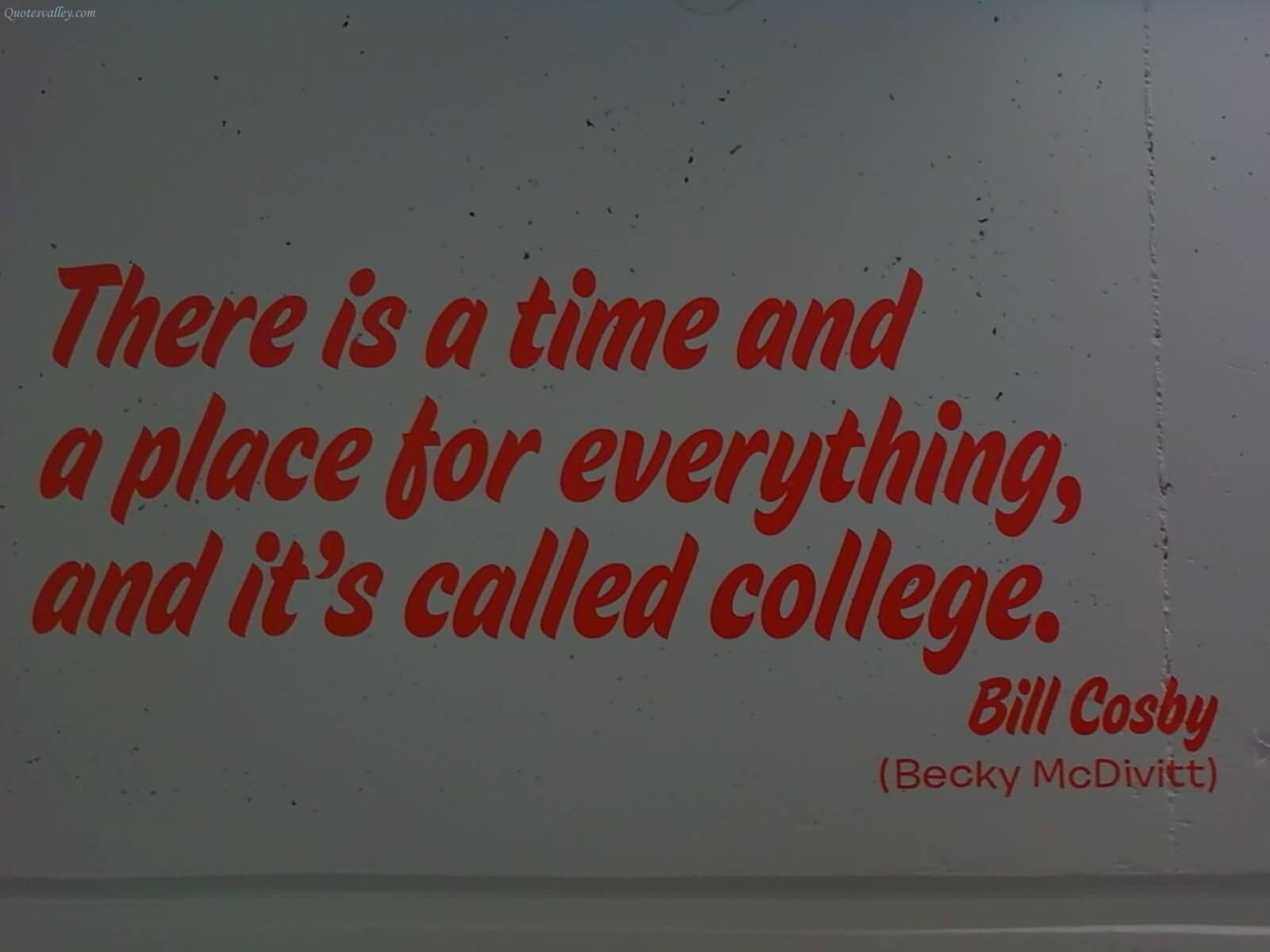 College quote #3