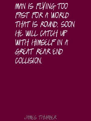 Collision quote #2