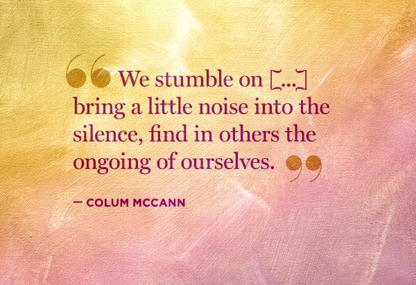 Colum McCann's quote #3