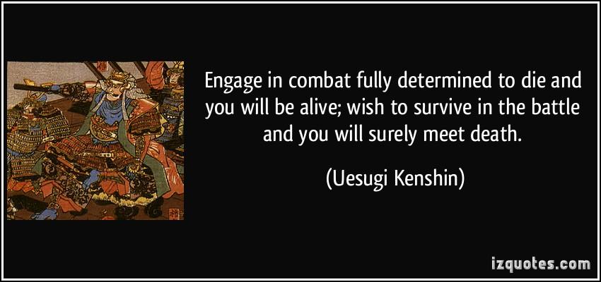 Combat quote #4