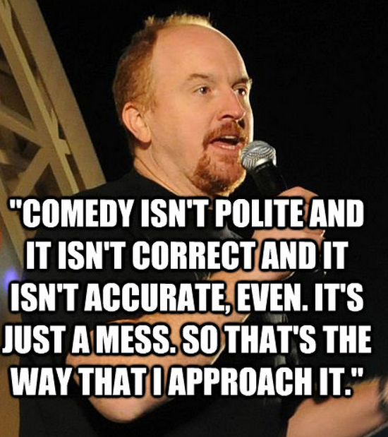 Comedian quote #8