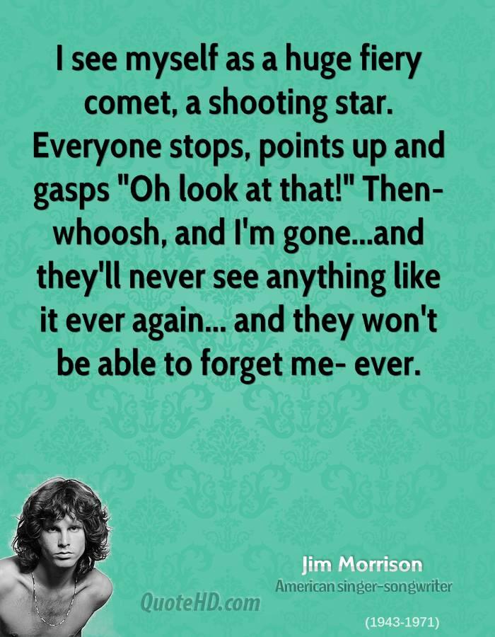 Comet quote #1