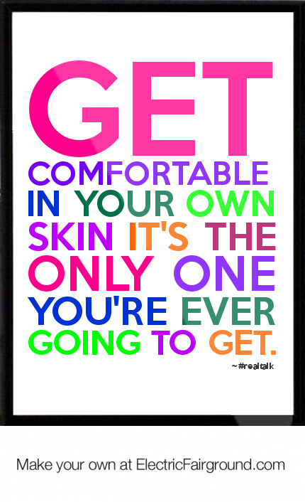 Comfortable quote #2