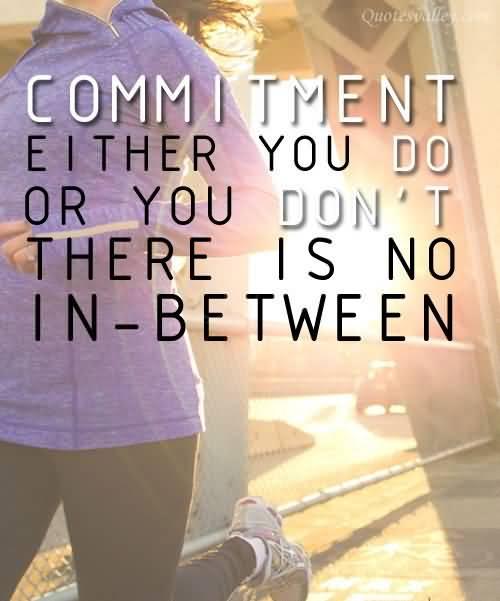Commitment quote #4