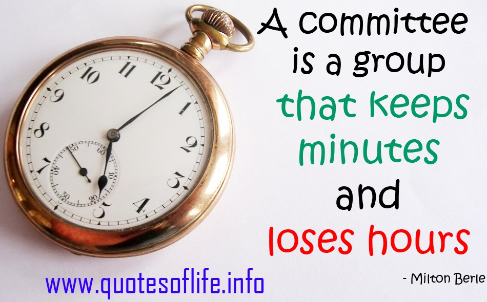 Committees quote #1