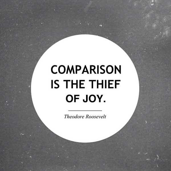 Comparison quote #1