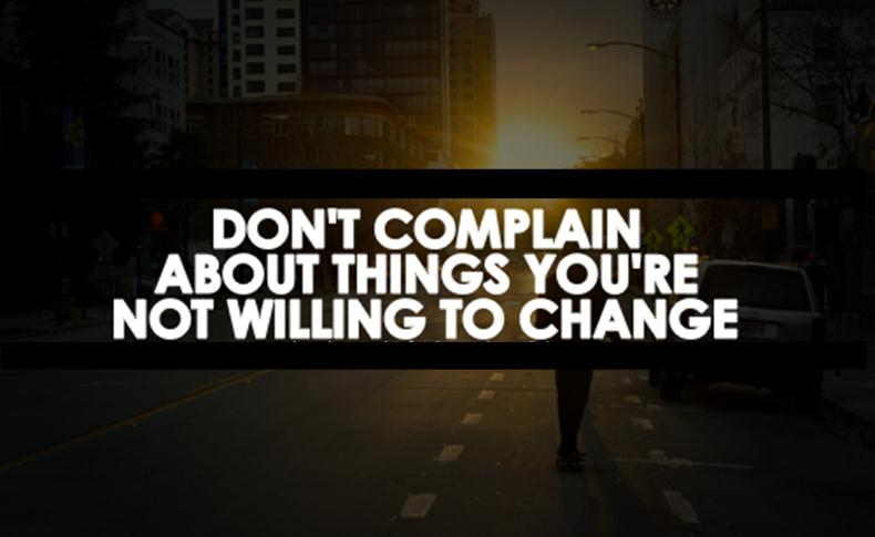 Complain quote #3
