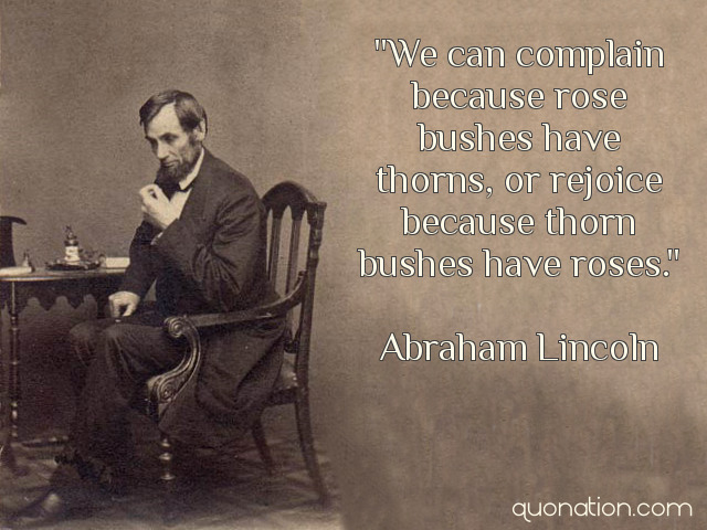 Complain quote #7