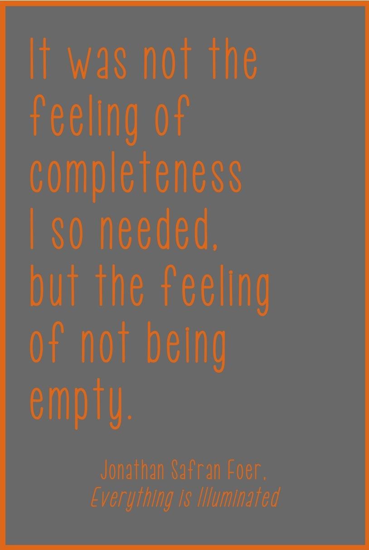 Completeness quote #1
