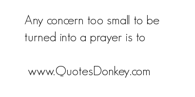 Concern quote #4
