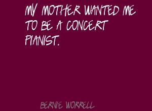 Concert Pianist quote #2
