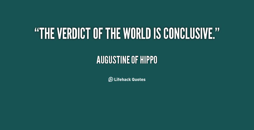 Conclusive quote #1