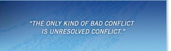 Conflict quote #2