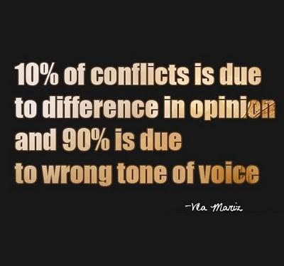 Conflicts quote #2