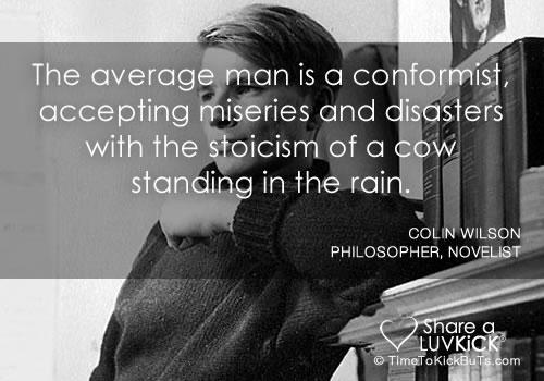 Conformist quote