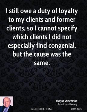 Congenial quote #1
