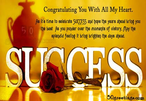 Famous quotes about congratulations sualci quotes congratulations quote 2 altavistaventures Image collections