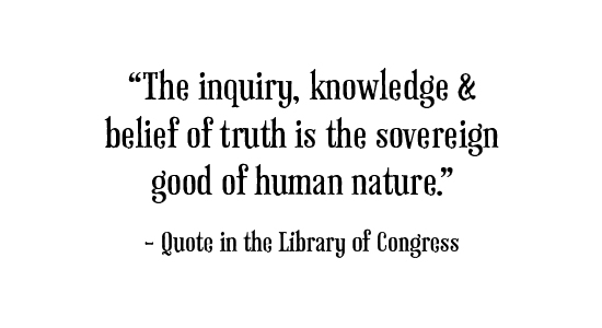 Congress quote #1