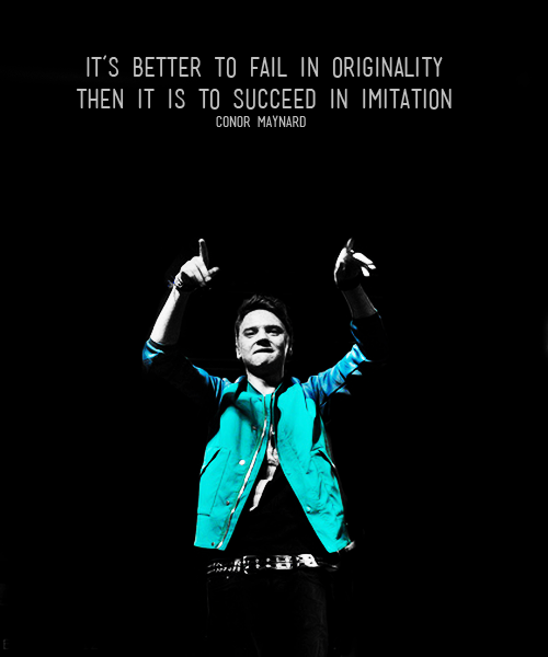Conor Maynard's quote #1